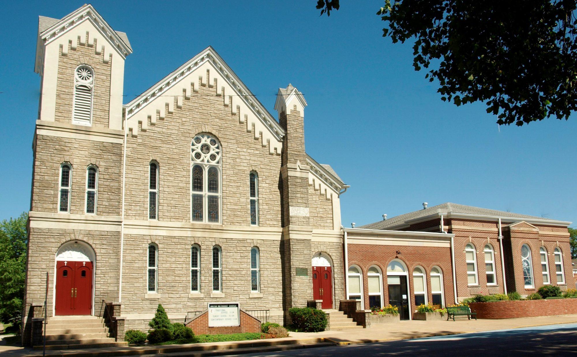 Pittsfield United Methodist Church